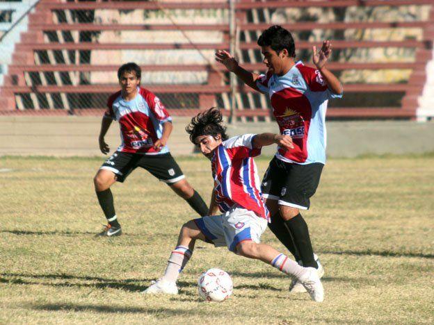 El inicio del Torneo Federal B en San Juan fue a puro gol