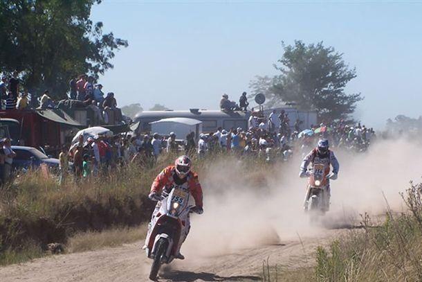 La primera etapa del Rally Dakar en San Juan tendrá su llegada en el puente de Albardón