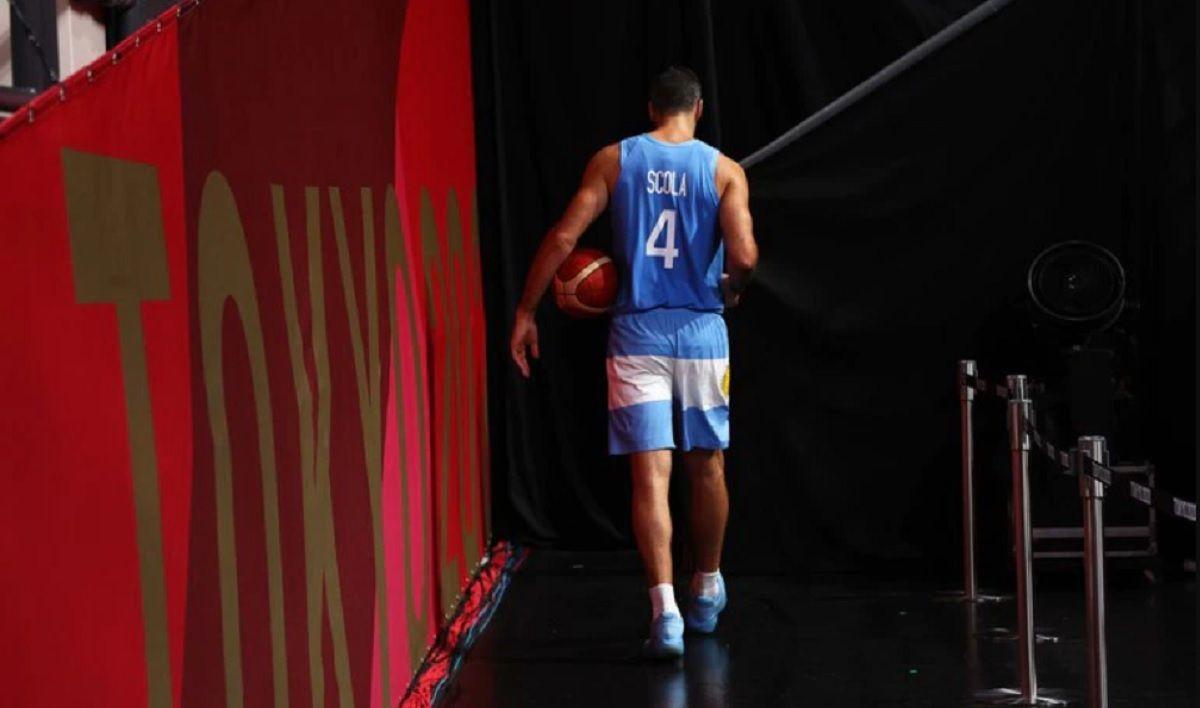 Scola se retiró oficialmente como jugador de básquet