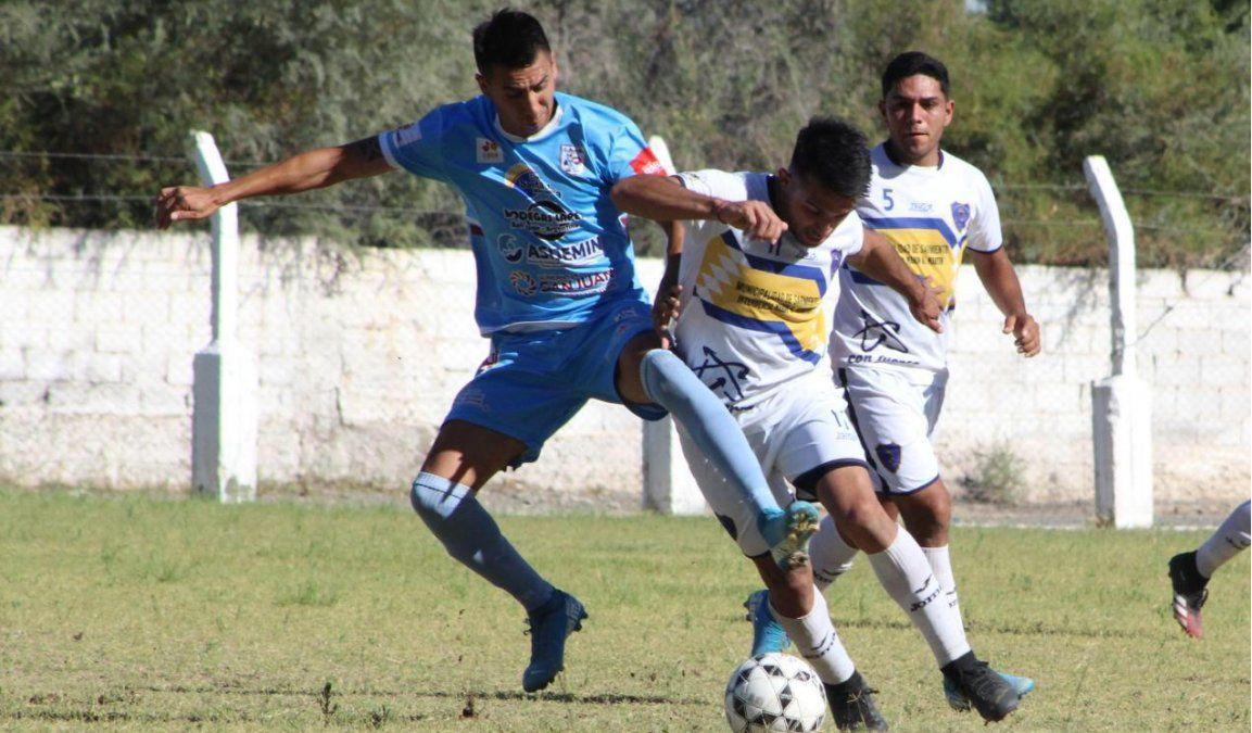 Alianza y Defensores de Boca de Los Berros definen la zona de los sanjuaninos.