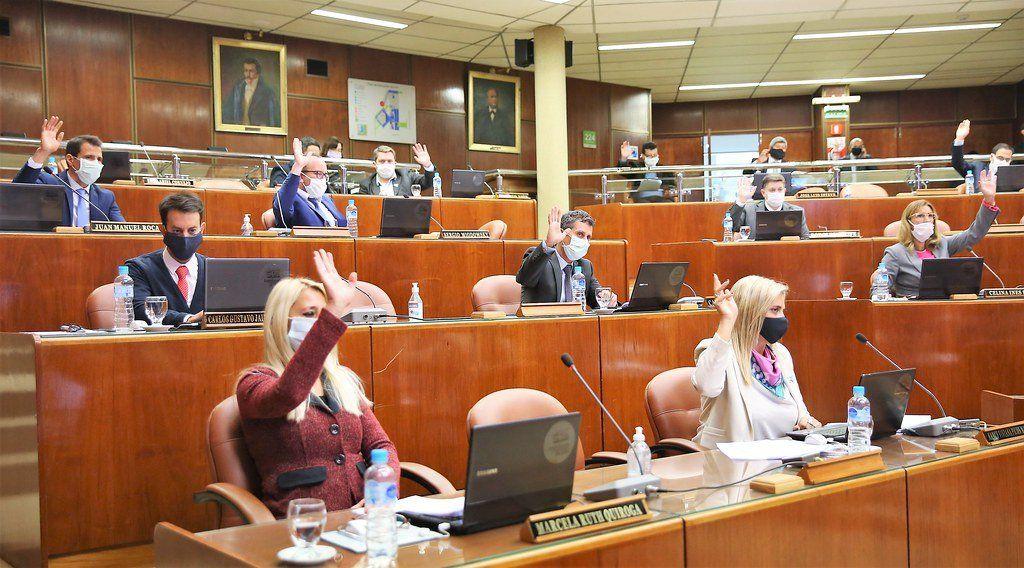 Diputados eligió a cinco nuevos camaristas, dos jueces y a un fiscal