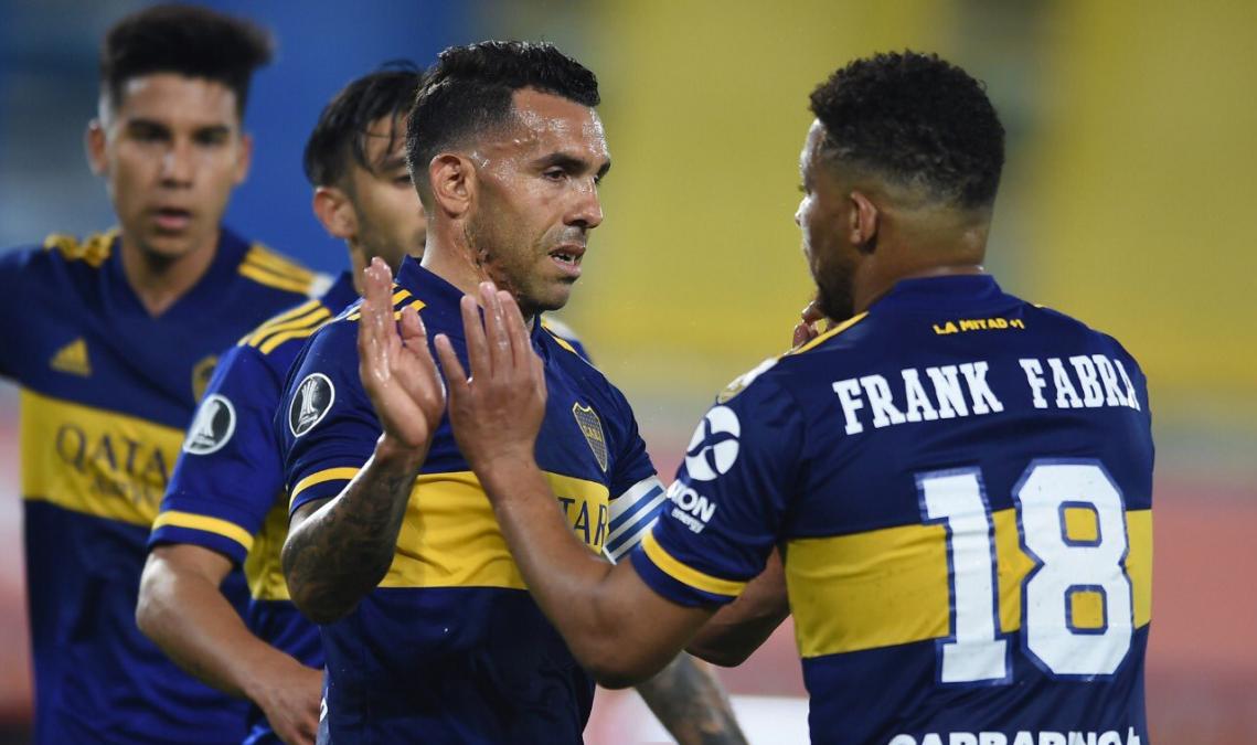 Boca arranca su participación en la Copa de Liga ante Lanús