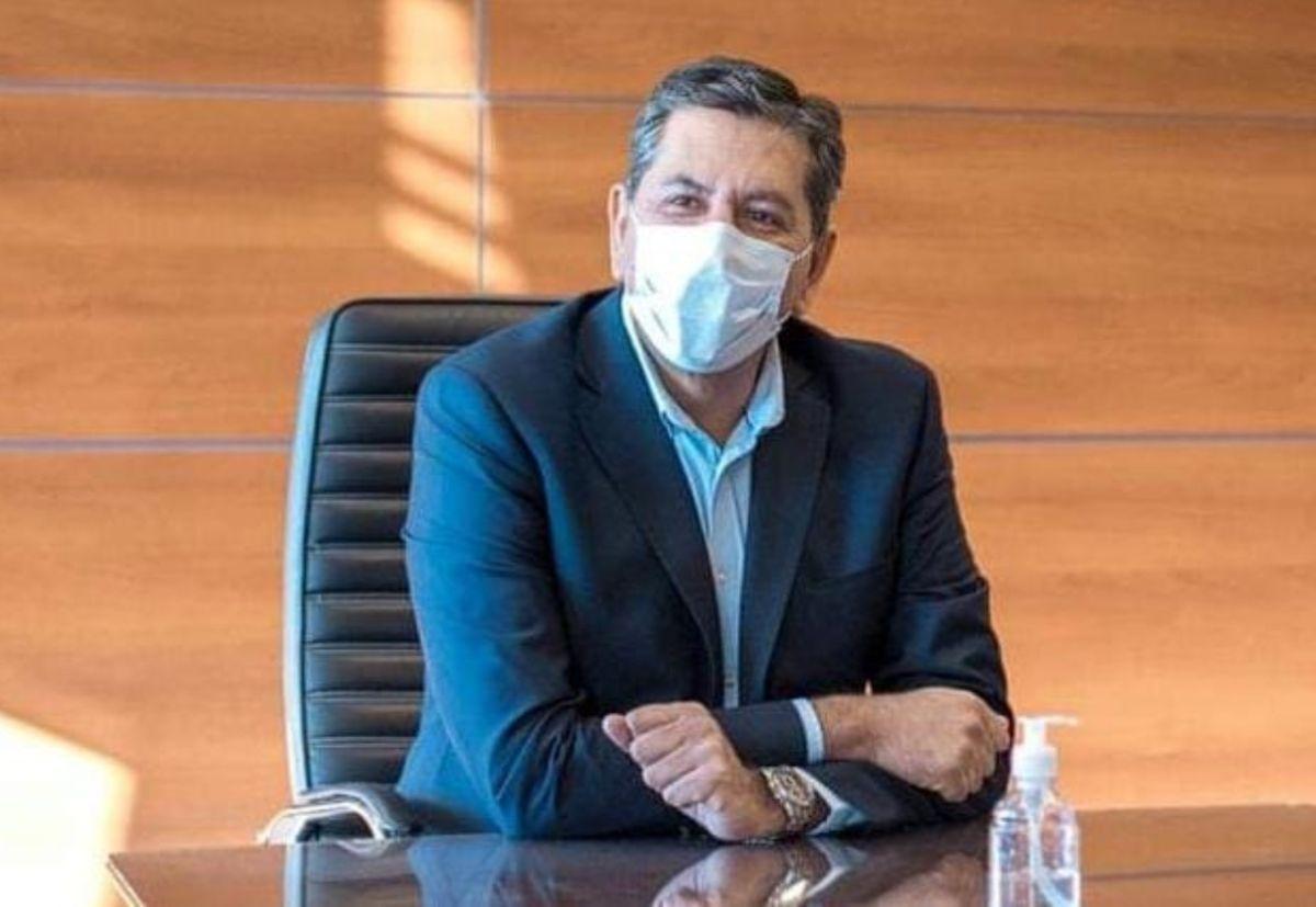 El ministro de Desarrollo Humano tiene Covid-19 y se encuentra con síntomas