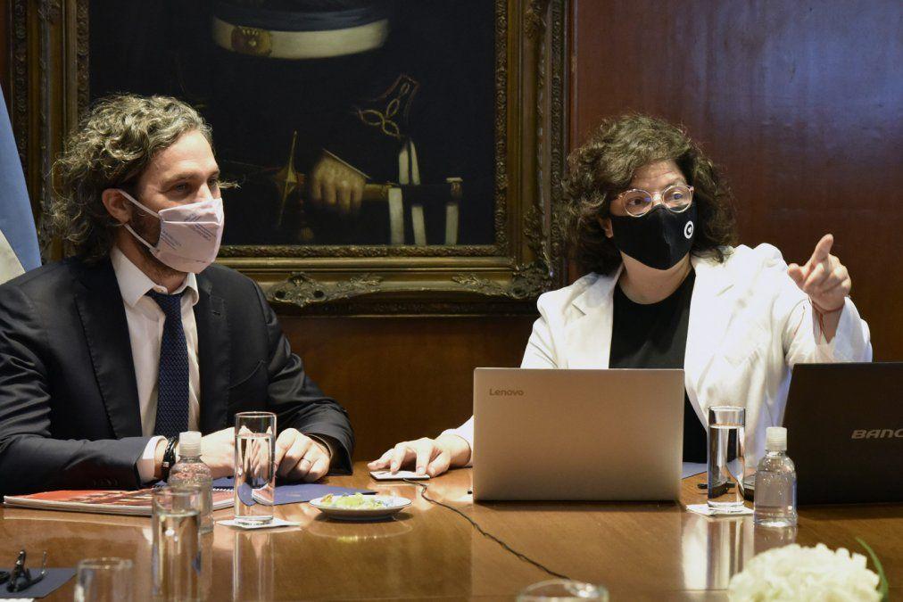 El Gobierno Nacional se reunirá con los expertos médicos
