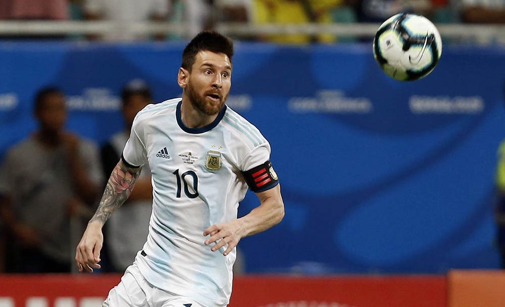 Conmebol aclara que gol anulado a Messi fue por falta en la misma fase de ataque
