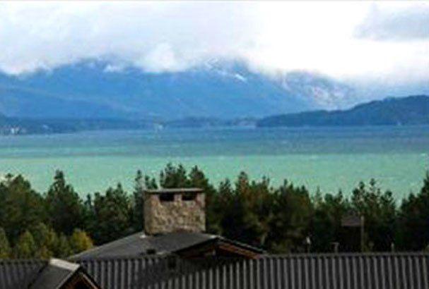 Se develó el misterio del lago Nahuel Huapi, al final el cambio de color del agua  fue por las crecientes