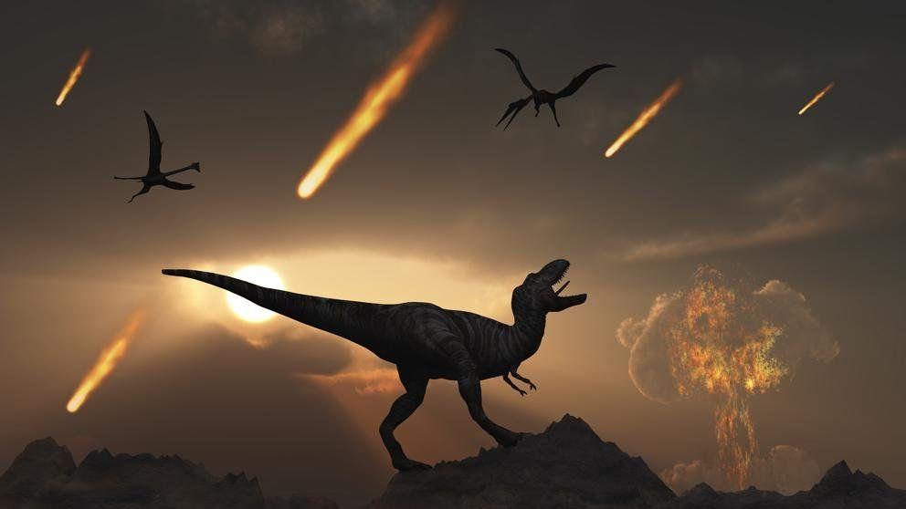 Científicos argentinos y españoles mapean los restos del meteorito que acabó con los dinosaurios