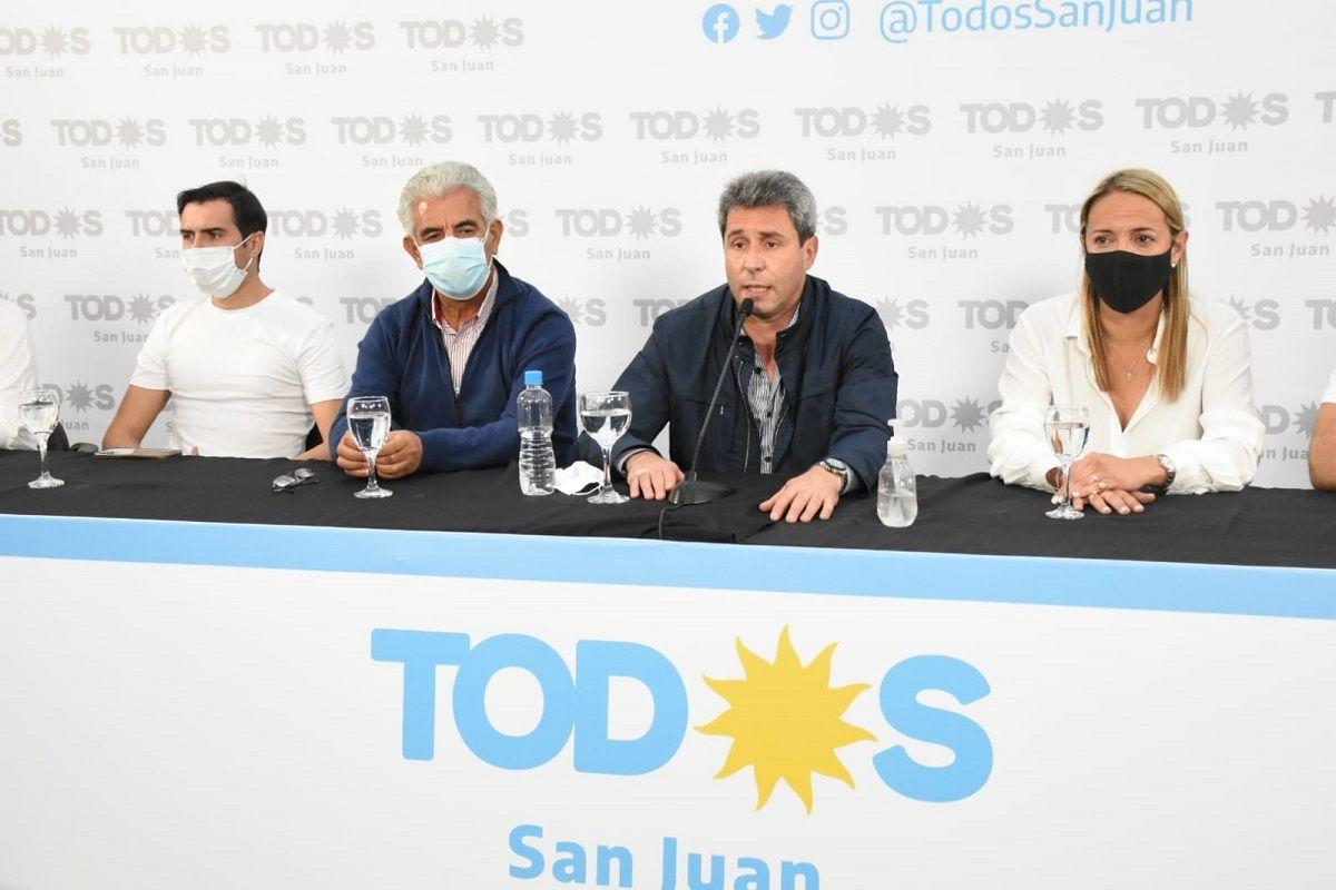 Sergio Uñac: Ganamos en 15 de 19 departamentos
