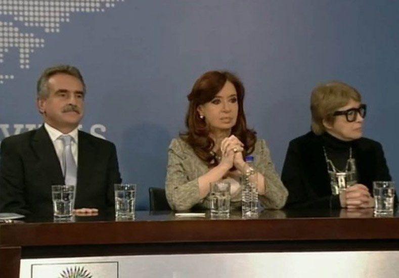 Cristina Kirchner reclamó por la soberanía de Malvinas y repartió críticas a diferentes sectores