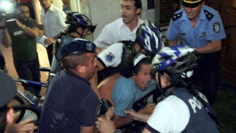 Tribus urbanas se citaron por las redes para pelear: hubo 70 detenidos, 62 son menores