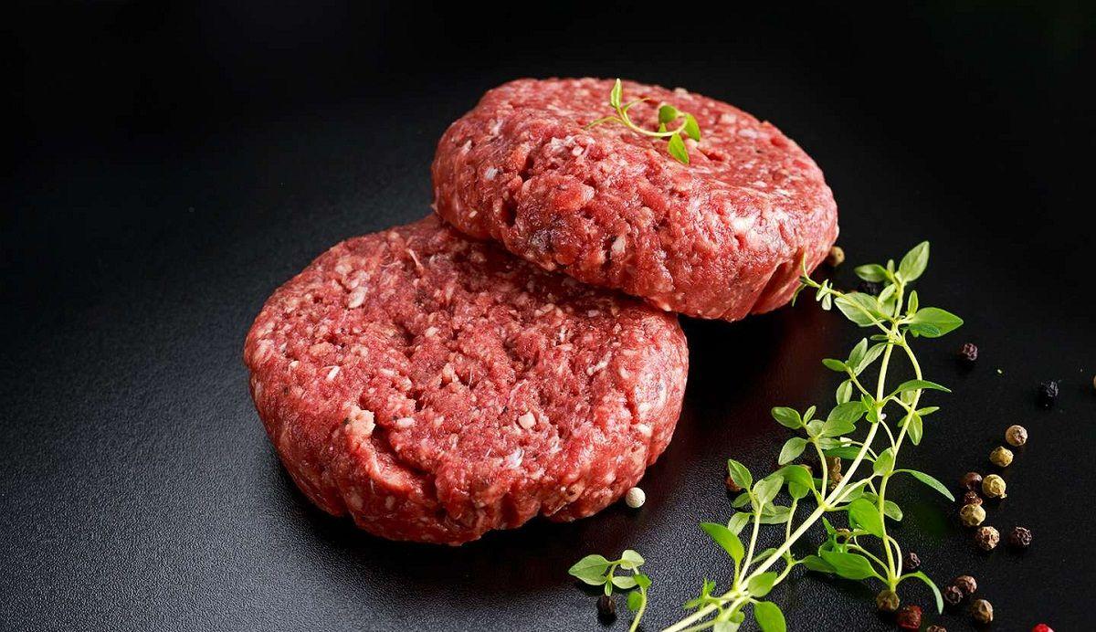 Aprendé a hacer hamburguesas de carne saludables
