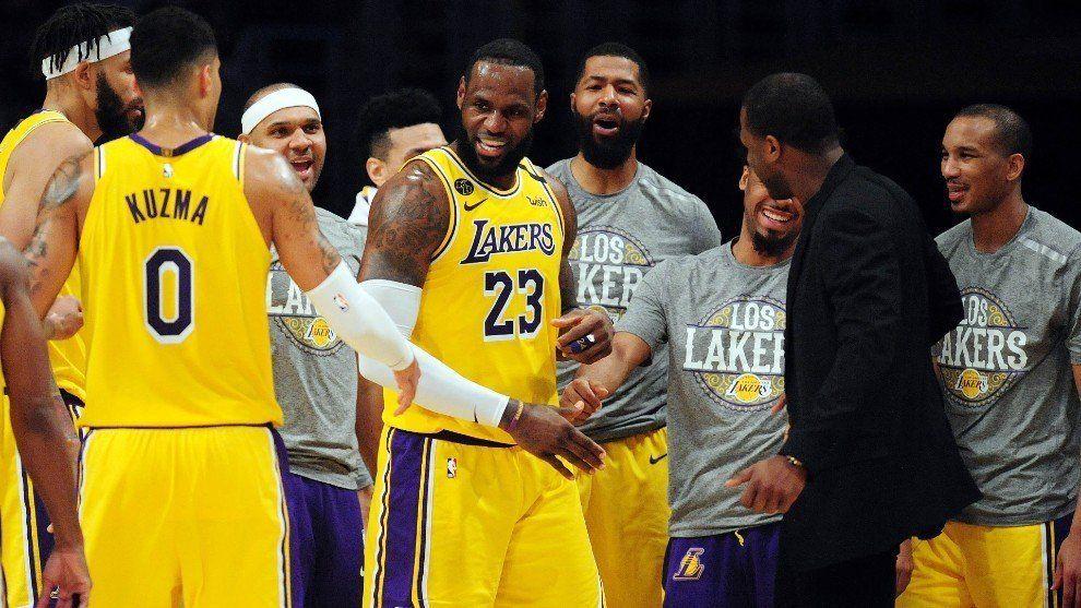 Los Lakers inauguran la temporada con clásico ante Clippers