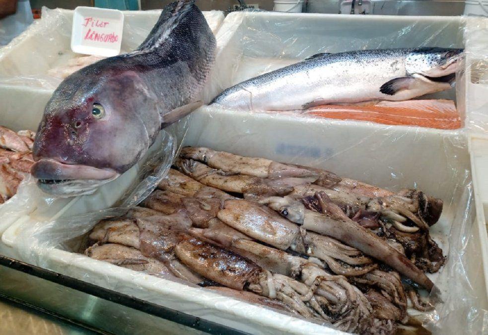 Comienzan los análisis de productos de mar que se comercialicen en Semana Santa