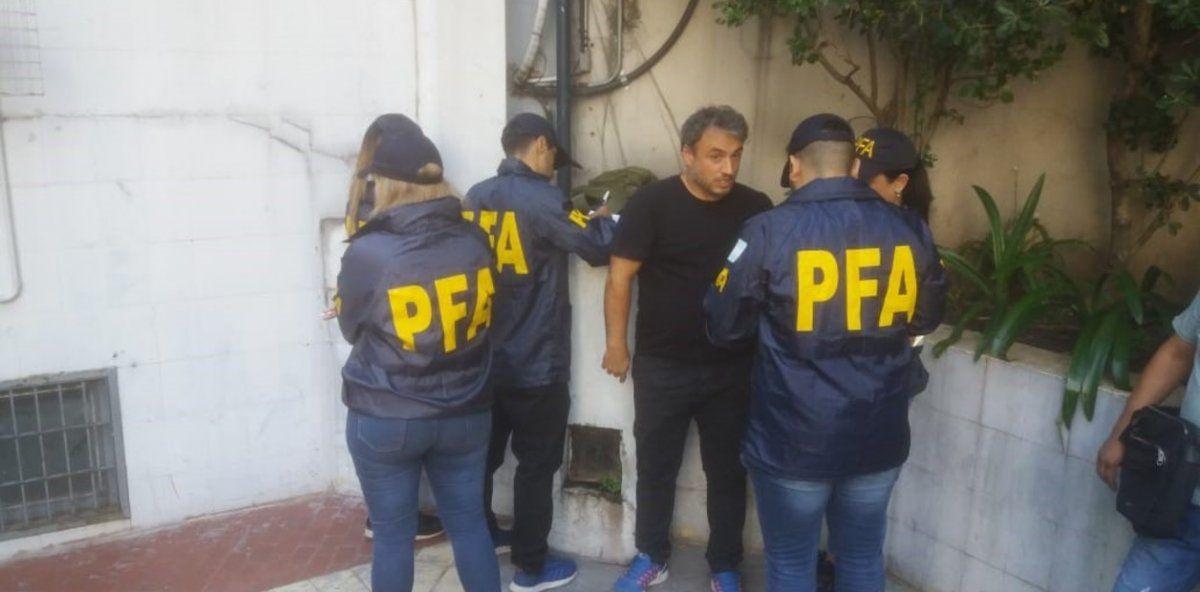 Cuadernos de las coimas: detuvieron a Isidro Bounine, exsecretario de Cristina Fernández