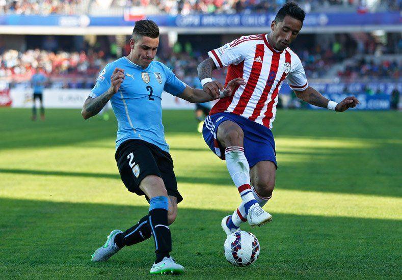 Clasificados: Uruguay empató con Paraguay y pasaron a los cuartos de la Copa América
