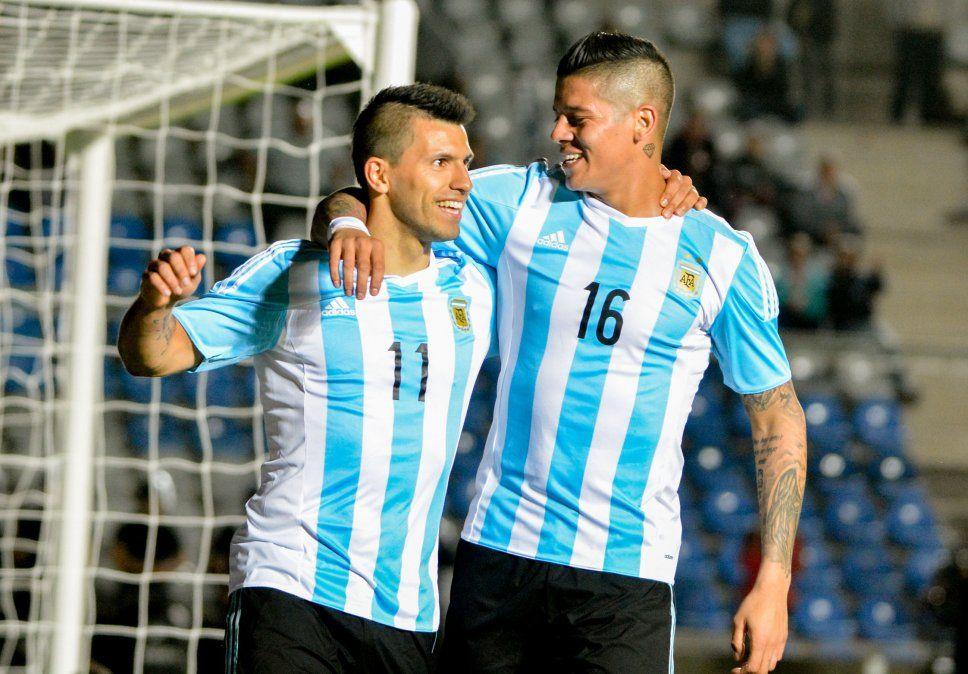 Show de goles en San Juan: Argentina goleó por 5 -0 a Bolivia en el Bicentenario