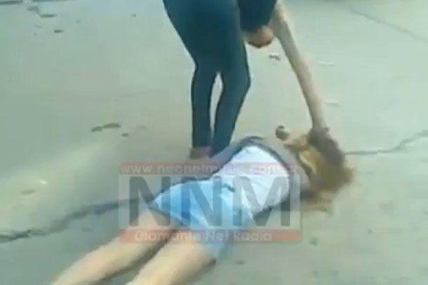 Gualeguay: brutal golpiza a una menor a la salida de un boliche