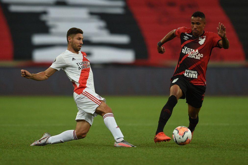 Libertadores: River ganó y selló su pase a cuartos
