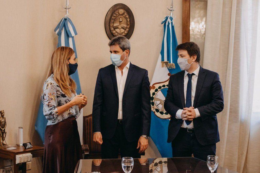 Tolosa Paz destacó el enorme avance de esta provincia pujante