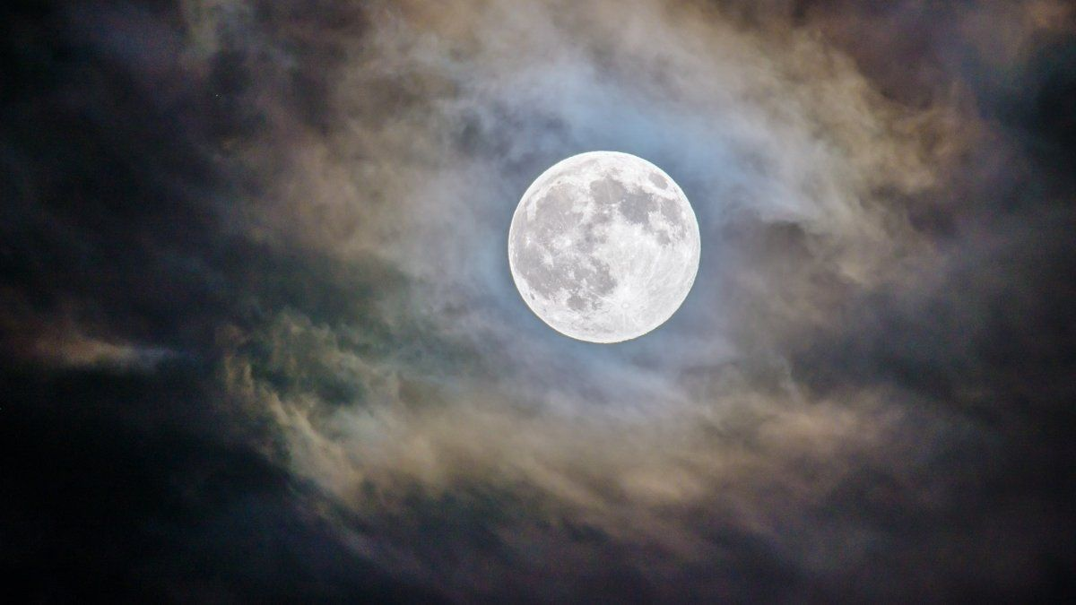 La Luna del lobo iluminará el cielo