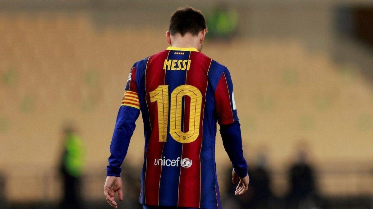 Filtraron el contrato de Messi: Barcelona anunció acciones legales (Foto: Reuters)