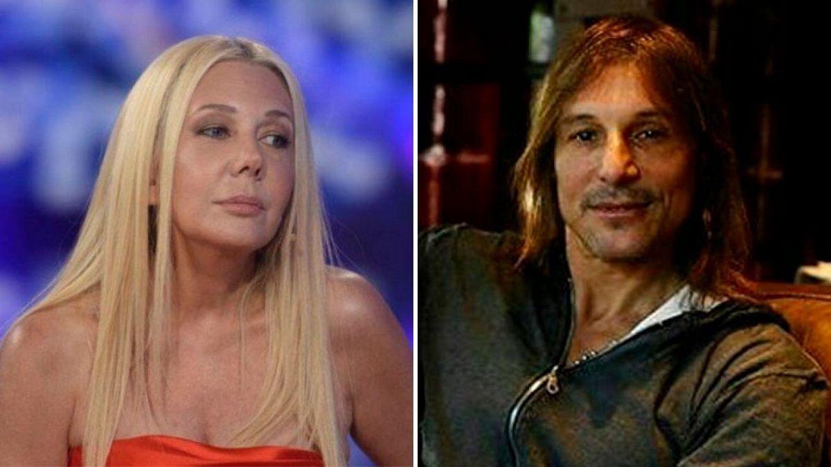 Mariana Nannis pedirá la detención de Claudio Paul Caniggia.
