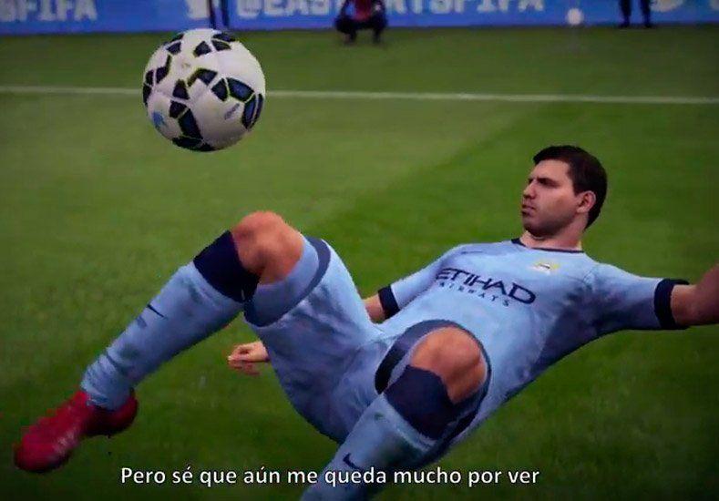 No te pierdas el trailer del FIFA 16