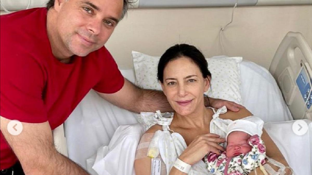 ¡Nació Lupe! Luciana Aymar fue mamá por segunda vez