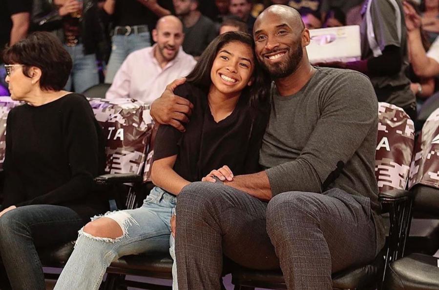 La dolorosa carta de Vanessa Bryant dedicada a Kobe y su hija Gianna