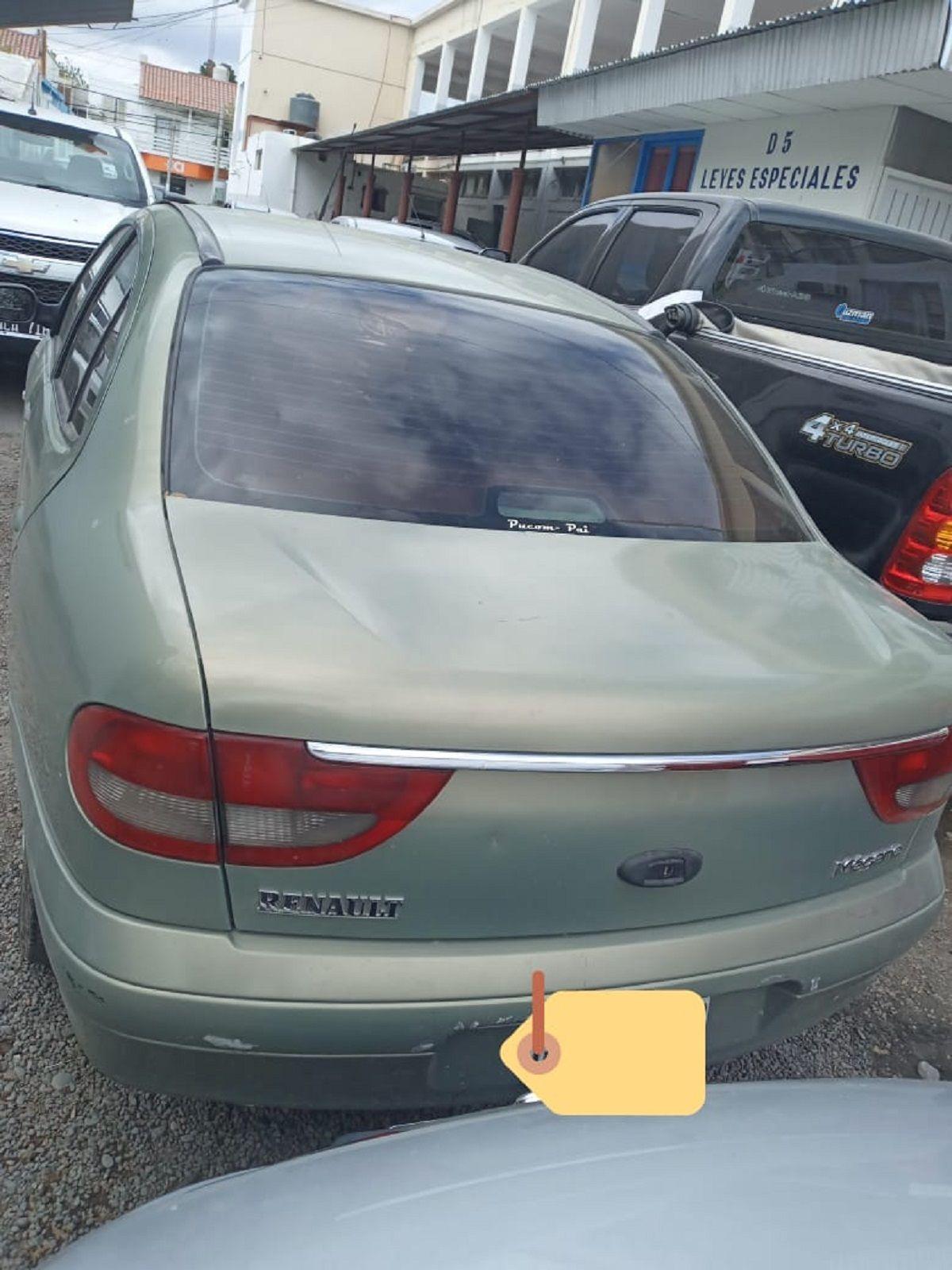Secuestraron dos vehículos robados en Mendoza.