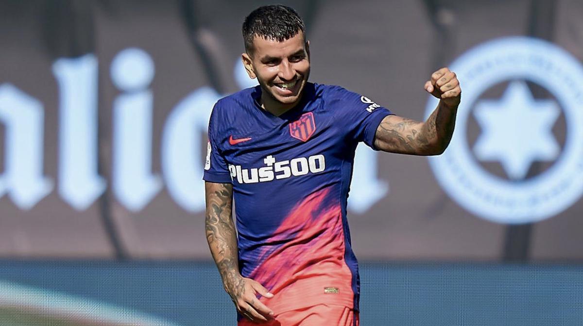 Atlético Madrid quiere llegar a la cima de la Liga de España