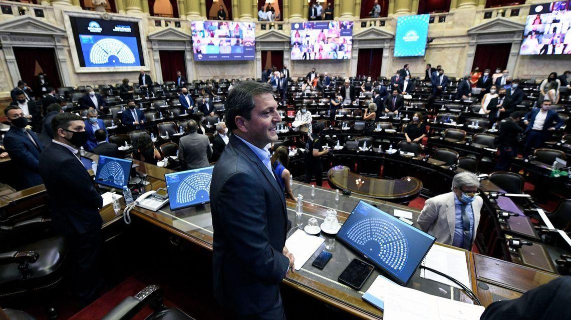 Sábado en Diputados: estiman unas diez horas de debate