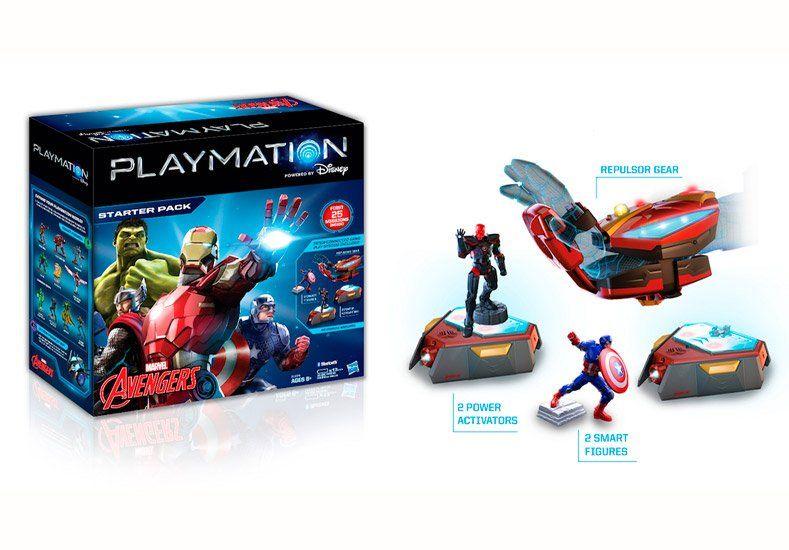 Disney lanzó los juguetes del futuro