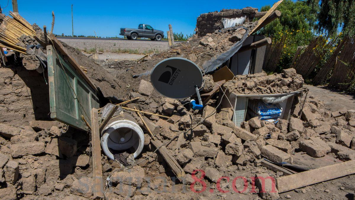 Diputados tratará dos proyectos de asistencia a afectados por el terremoto