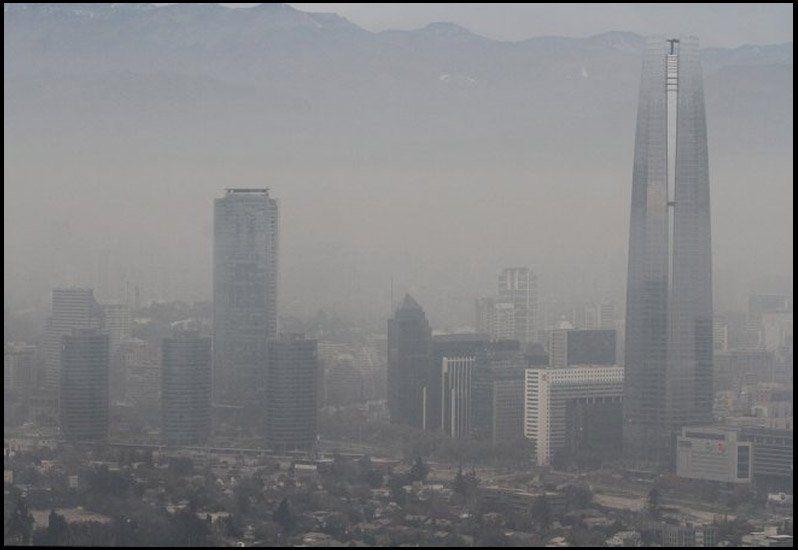 A pesar de la Copa América dictan la emergencia ecológica en Chile
