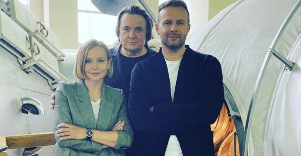 Rusia enviará a un director y una actriz al espacio para hacer una peli