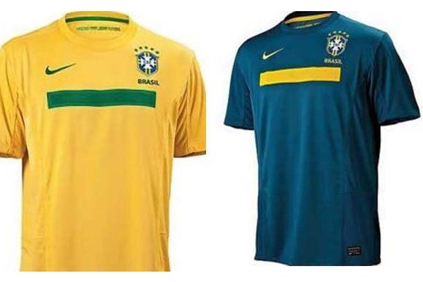 Brasil presentó la nueva camiseta de la verdeamarelha