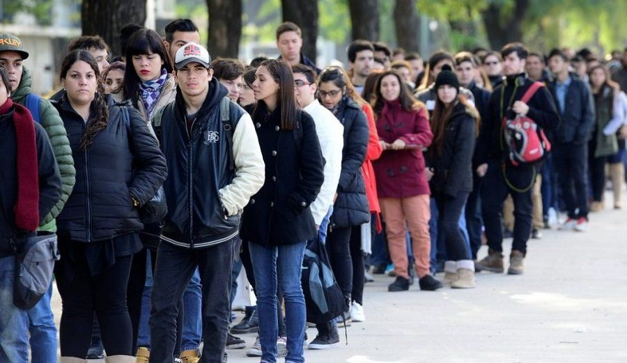 La tasa de desocupación aumentó un 13,1% en el segundo trimestre del año