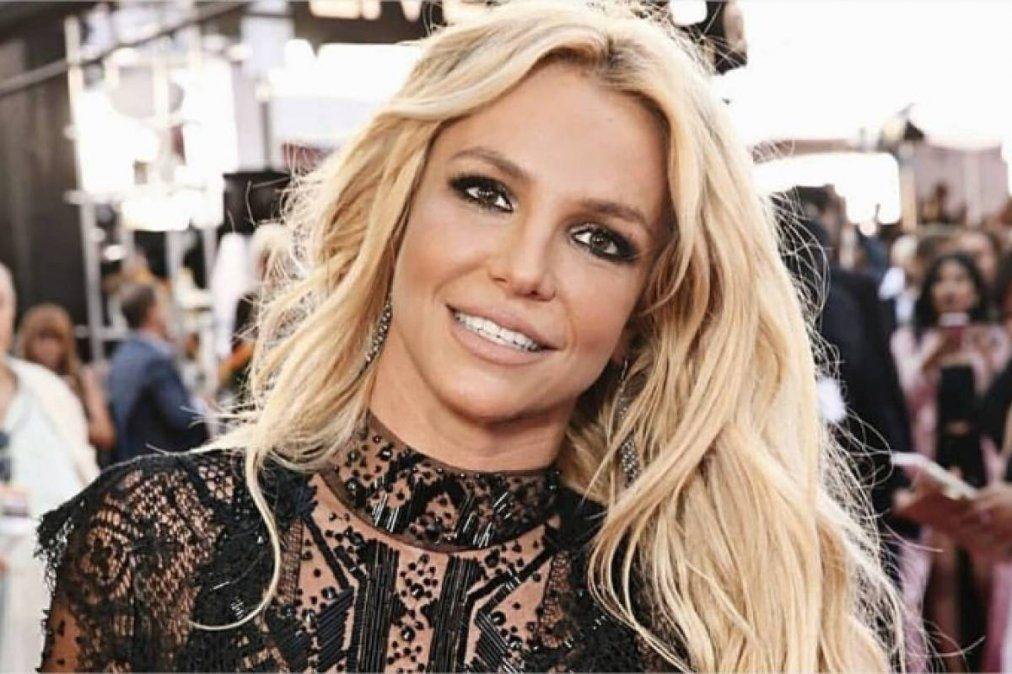Britney Spears cumple 39 años.