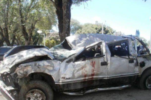 Viernes fatal: tres muertos en dos accidentes viales en la provincia