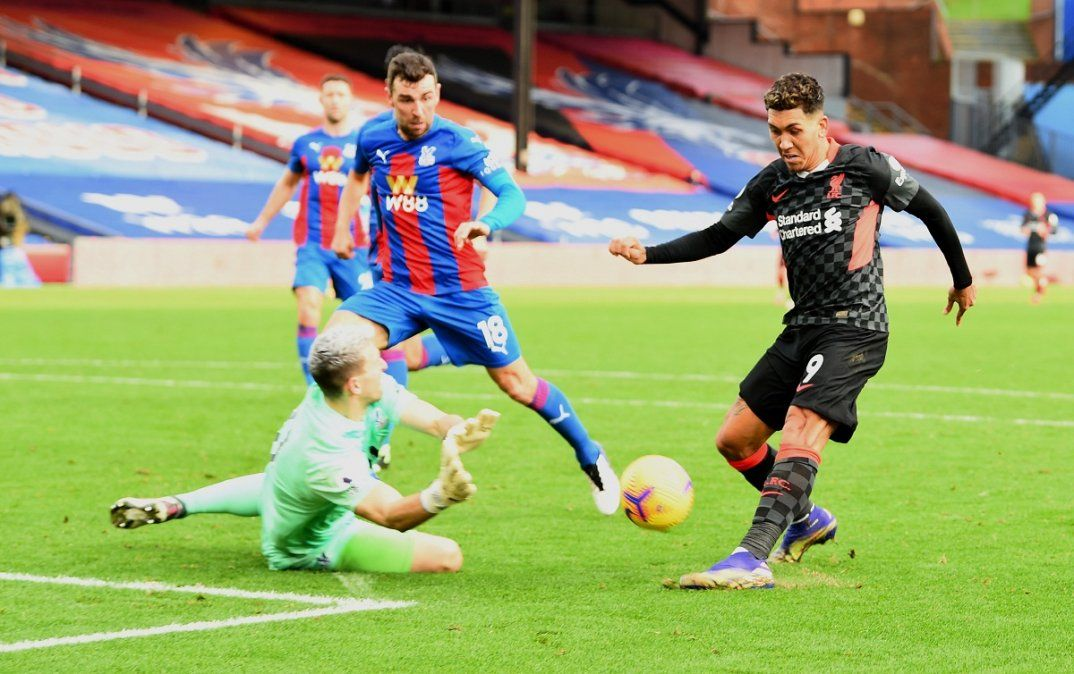 Premier League: Liverpool goleó 7-0 a Crystal Palace