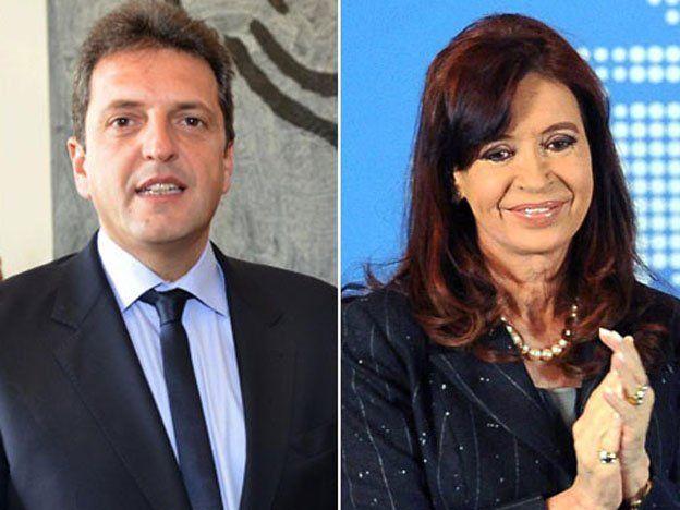 Cristina y Massa atraen toda la atención en el cierre de listas