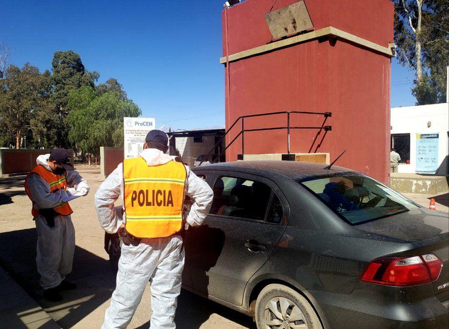 Hay 29 casos activos de coronavirus en la Villa Calingasta