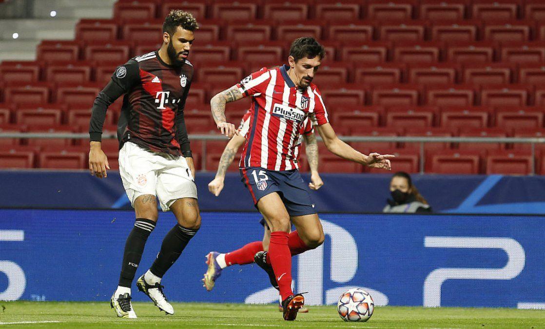 Chmapions League: Atlético Madrid empató y buscará la clasificación en la última fecha.
