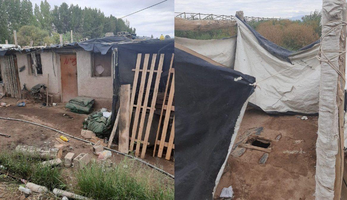Asistieron a 140 trabajadores que vivían en extrema precariedad (FOTOS: sanjuan8)