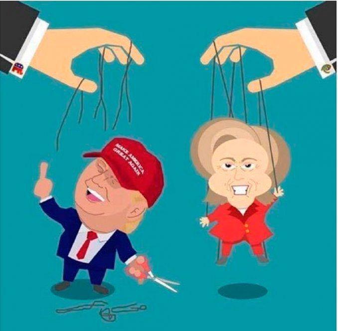 Los mejores memes sobre la victoria de Donald Trump
