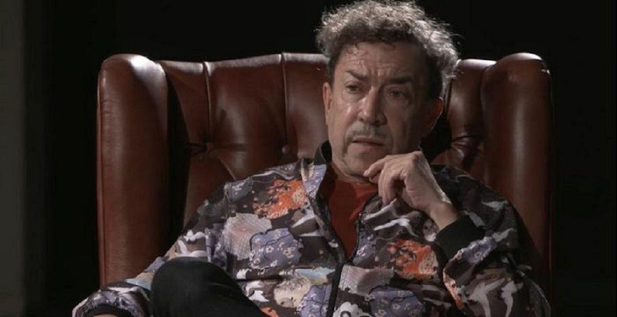 Aníbal Pachano se refirió a su adicción a las drogas.