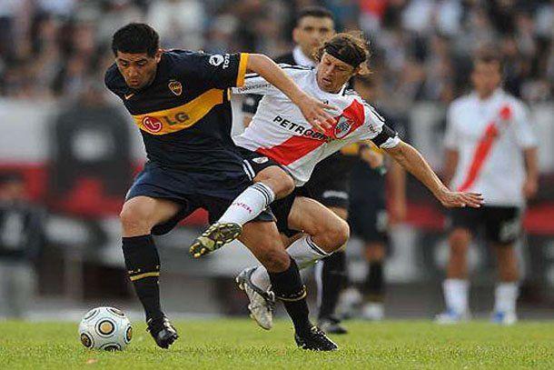 Juan Román Riquelme aseguró que no jugará el Superclásico