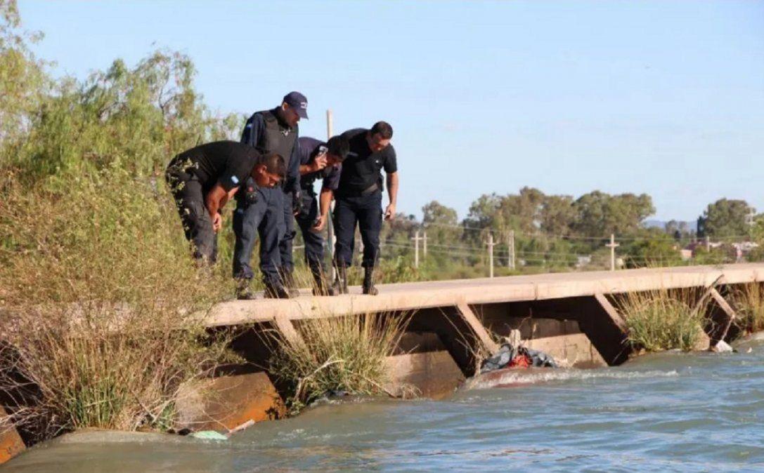 Hombre muerto en el canal Céspedes: estaba desaparecido desde hace 5 días (Imagen ilustrativa)