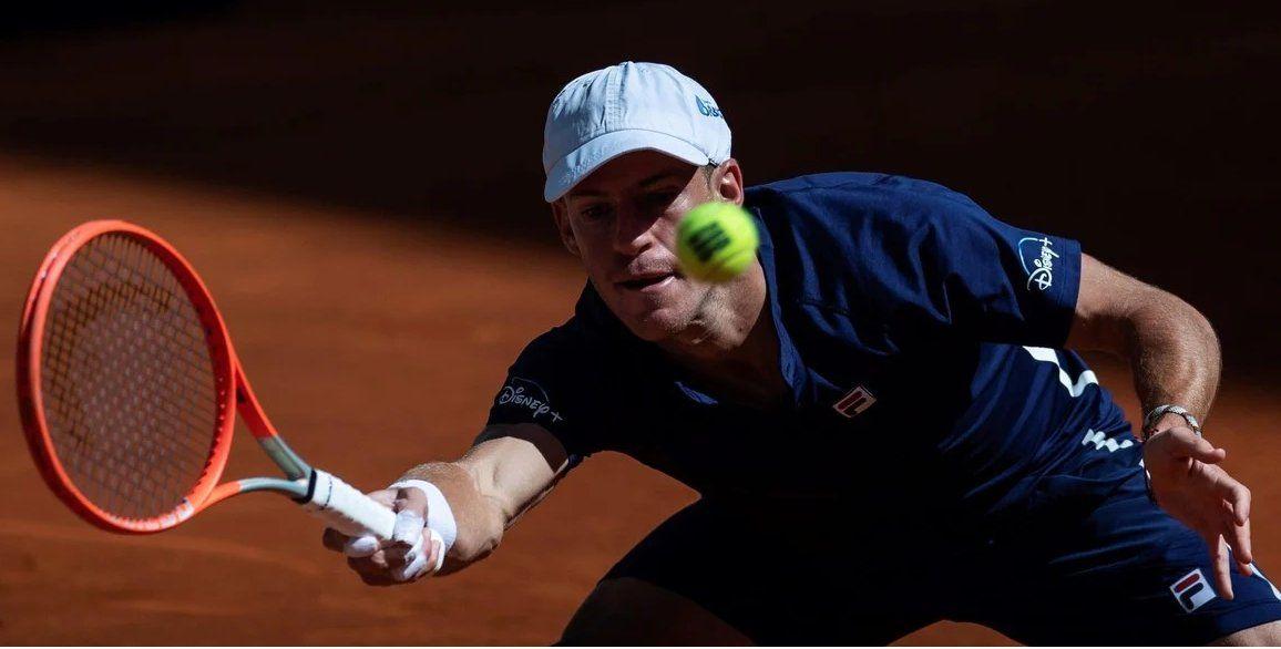 Schwartzman perdió en la 2ª ronda del Masters de Madrid